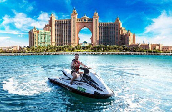 Jetski Dubai Atlantis