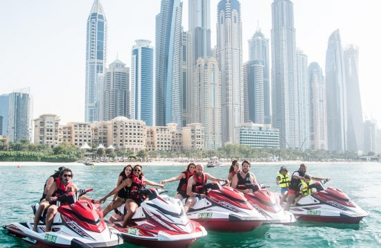 Jetski Dubai Marina