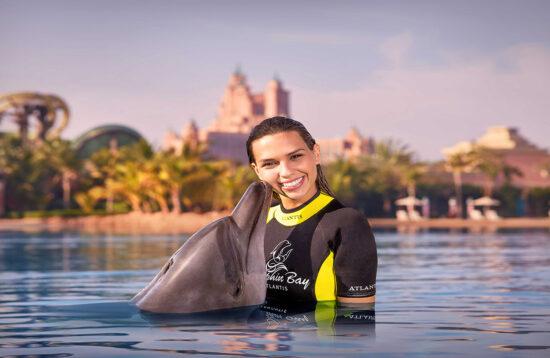 Delfines Atlantis Dubai